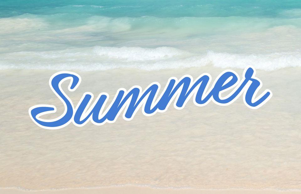 Summer Info